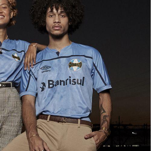 Camisa Masculina Grêmio Of.3 2020 (Classic)