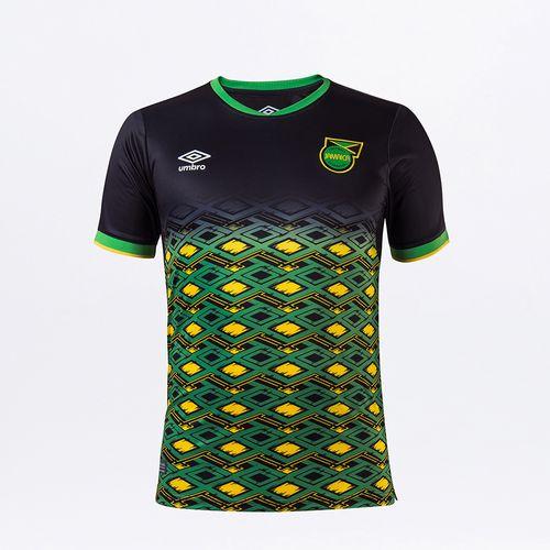 Camisa Masculina Jamaica Away Jersey S/S