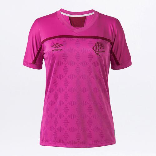 Camisa Feminina Fluminense Comemorativa Outubro Rosa 2020