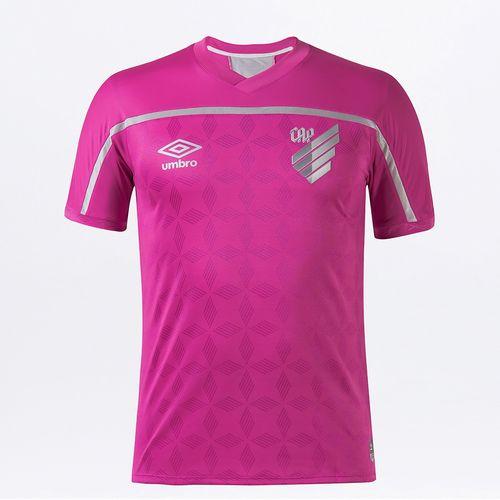 Camisa Masculina Cap Comemorativa Outubro Rosa 2020