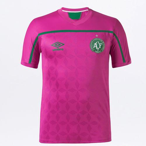 Camisa Masculina Chapecoense Comemorativa Outubro Rosa 2020