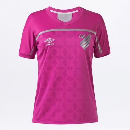 Camisa Feminina Cap Comemorativa Outubro Rosa 2020