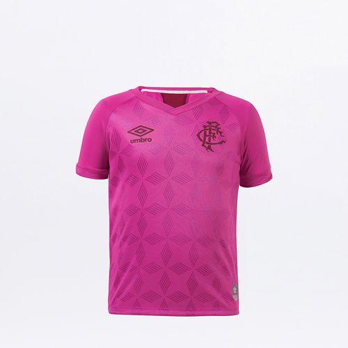 Camisa Infantil Fluminense Comemorativa Outubro Rosa 2020