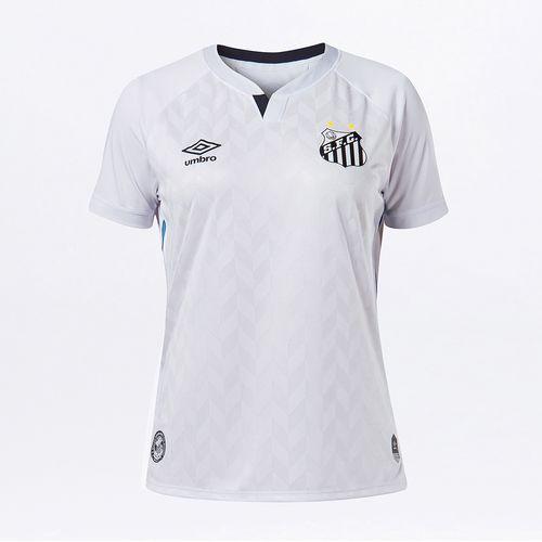 Camisa Feminina Santos Of.1 2020