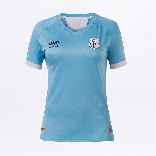 Camisa Feminina Santos Of.3 2020 (Torcedor)