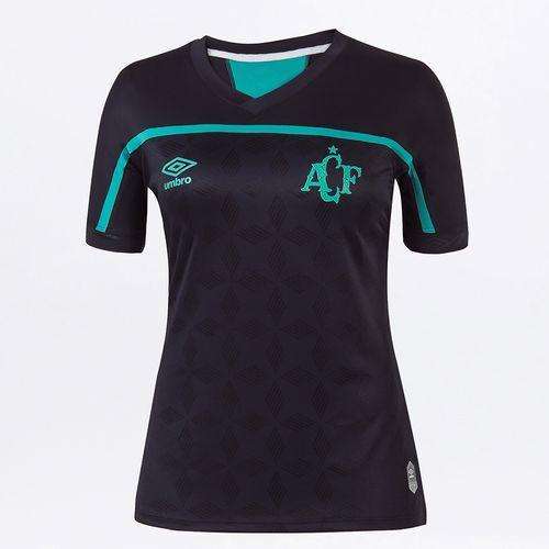 Camisa Feminina Chapecoense Of.3 2020