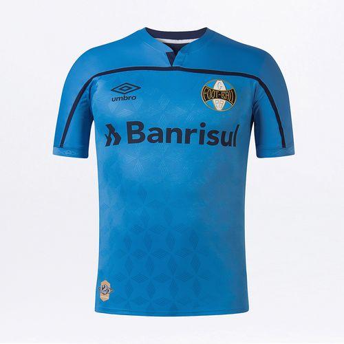 Camisa Masculina Grêmio Of.3 2020 (Atleta)