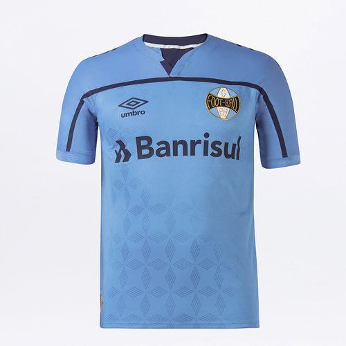 Camisa Masculina Grêmio Of.3 2020 (Atleta S/N)