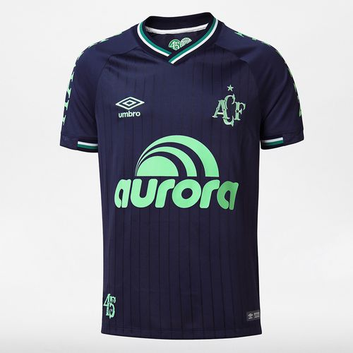 Camisa Masculina Chapecoense Of. 3 2018 (S/N)