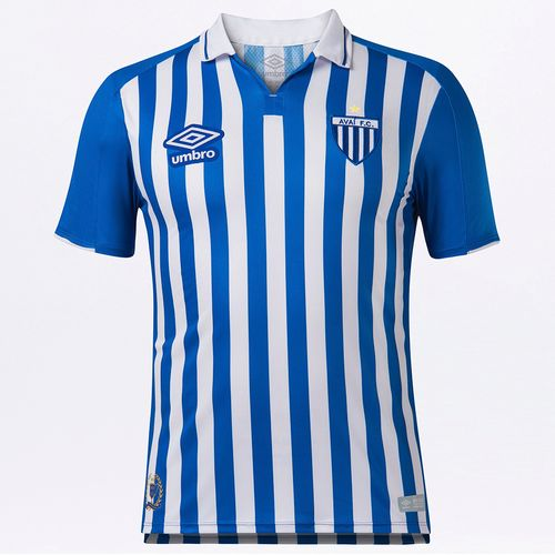 Camisa Masculina Avaí Of.1 2019 (Classic S/N)