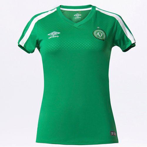 Camisa Feminina Chapecoense Of.1 2019
