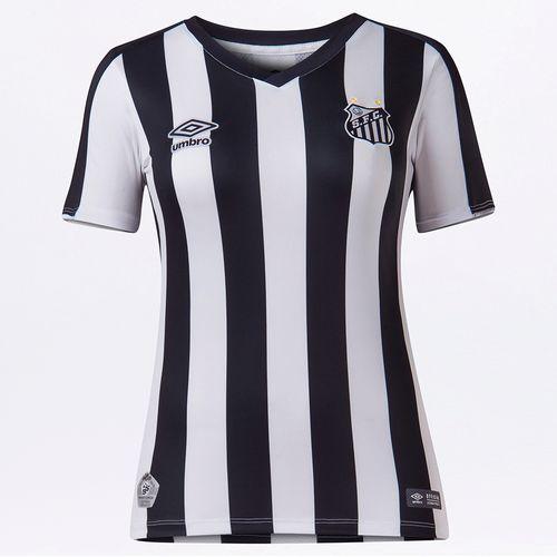 Camisa Feminina Santos Of.2 2019