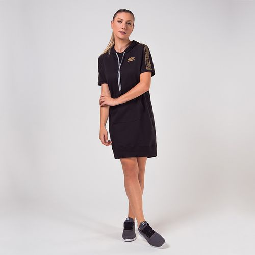 Vestido Feminino Umbro Gold