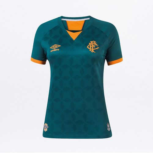 Camisa Feminina Fluminense Of.3 2020