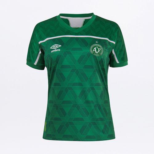 Camisa Feminina Chapecoense Of.1 2020