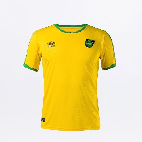 Camisa Masculina Jamaica Home Jersey S/S