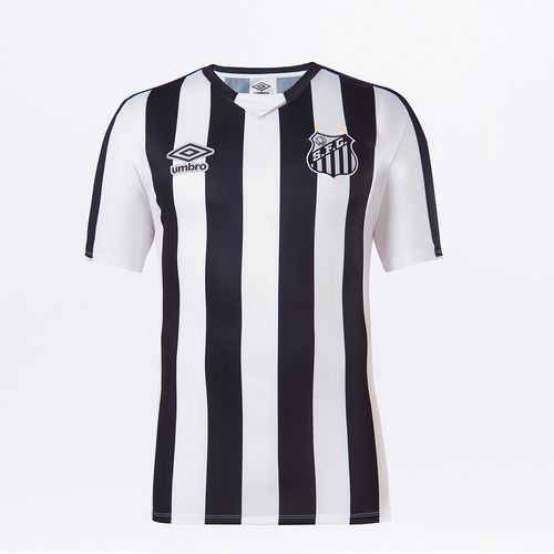 Camisa Masculina Santos Of.2 2019 (Classic S/N)