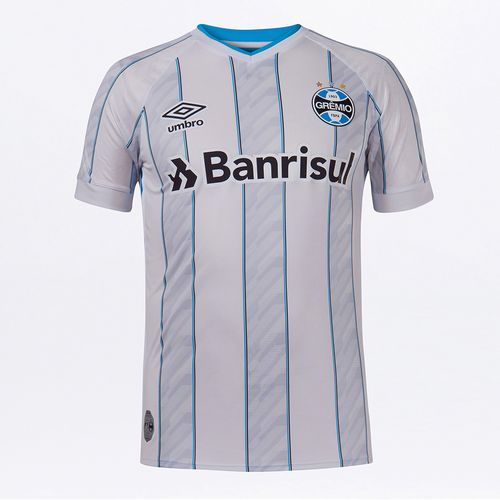 Camisa Masculina Grêmio Of.2 2020 (Classic S/N)
