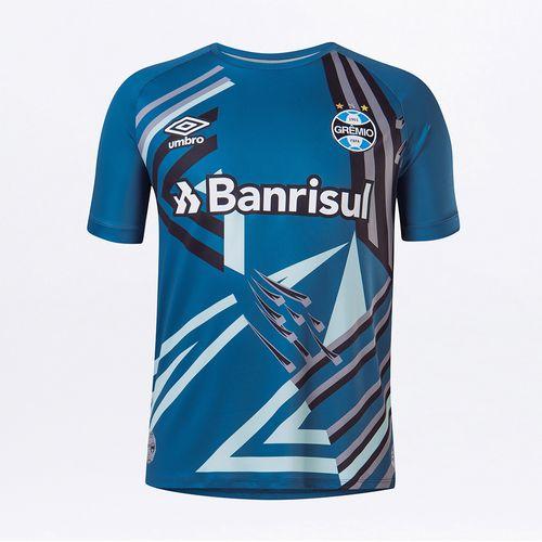 Camisa Masculina Goleiro Grêmio Of. 2020
