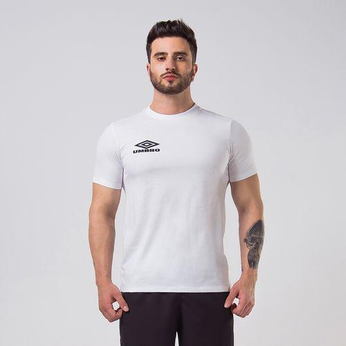 Camiseta Masculina Umbro Vertical Logo