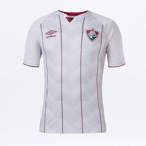Camisa Masculina Fluminense Of.2 2020 (Classic S/N)