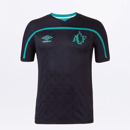 Camisa Masculina Chapecoense Of.3 2020 (Classic S/N)
