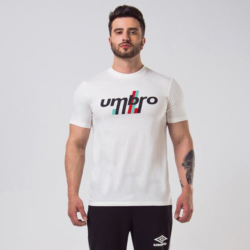 Camiseta Masculina Umbro Diamond Duo Line