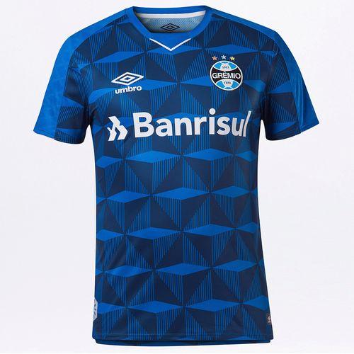 Camisa Masculina Grêmio Of.3 2019 (Classic)