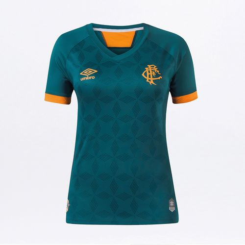 Camisa Feminina Fluminense Of.3 2020 (Torcedor)