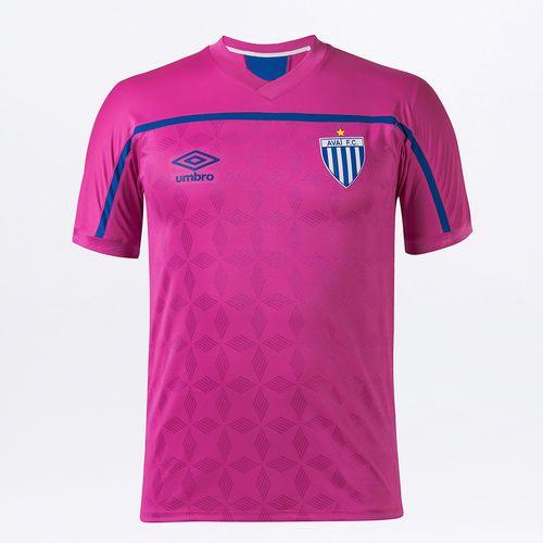 Camisa Masculina Avai Comemorativa Outubro Rosa 2020