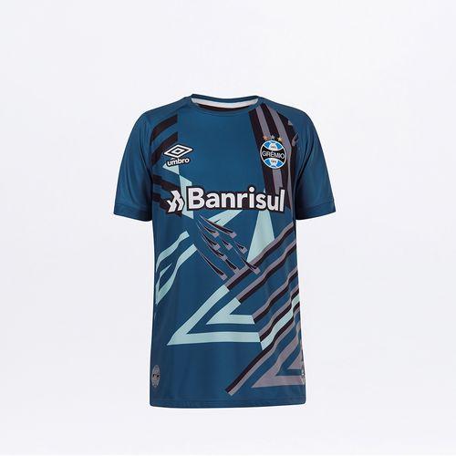 Camisa Junior Goleiro Grêmio Of. 2020