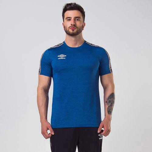 Camiseta Masculina Umbro Flat Logos