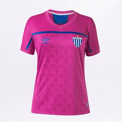 Camisa Feminina Avai Comemorativa Outubro Rosa 2020