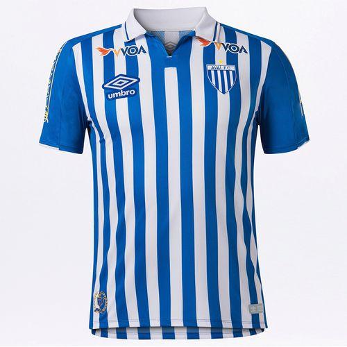 Camisa Masculina Avaí Of.1 2019 (Atleta)