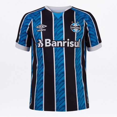 Camisa Masculina Grêmio Of.1 2020 (Classic S/N)