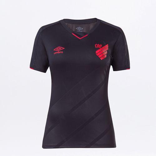 Camisa Feminina Cap Of. Black Special Edition 2020