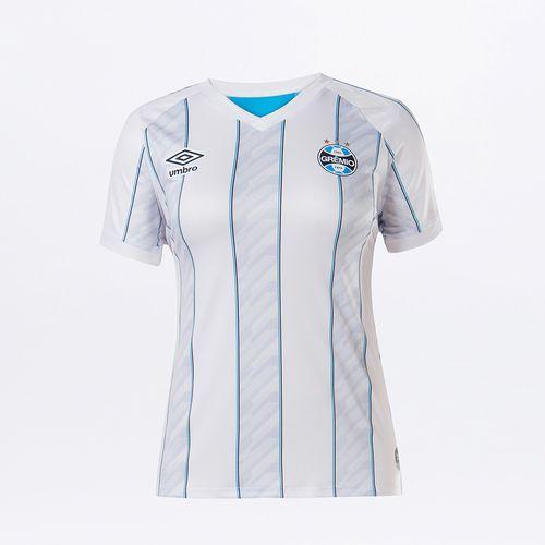 Camisa Feminina Grêmio Of.2 2020 (Torcedor)