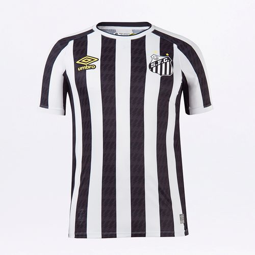 Camisa Masculina Santos Of.2 2021 (Atleta S/N)