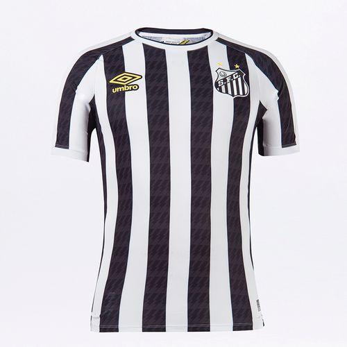 Camisa Masculina Santos Of.2 2021 (Classic)