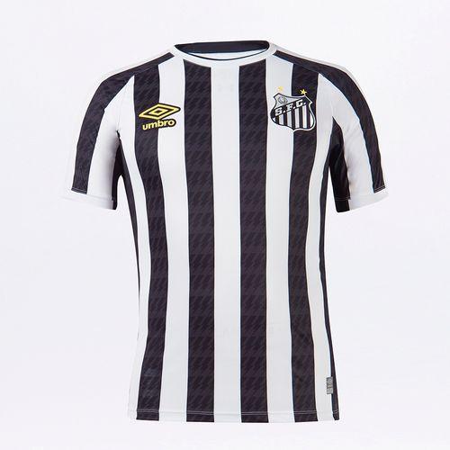 Camisa Masculina Santos Of.2 2021 (Classic S/N)