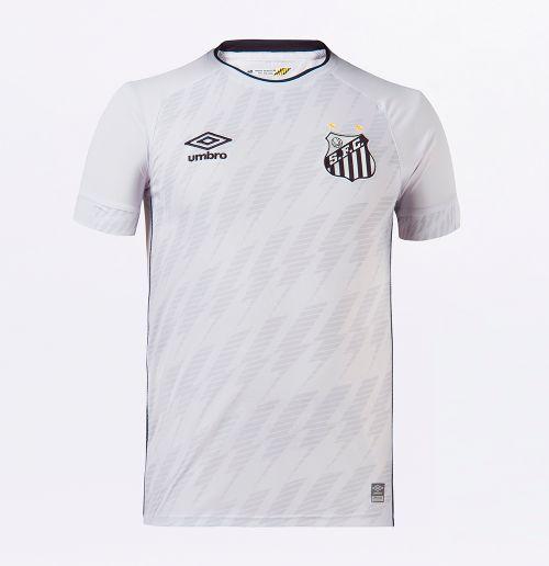 Camisa Masculina Santos Of.1 2021 (Classic S/N)