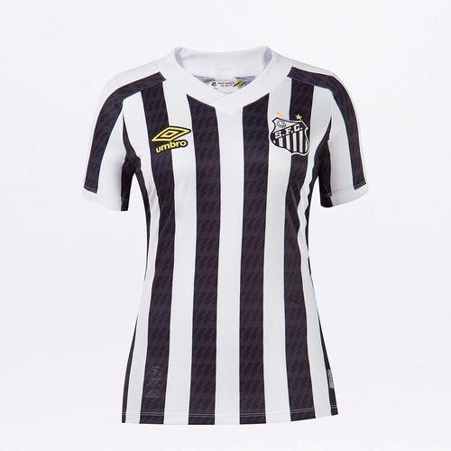 Camisa Feminina Santos Of.2 2021