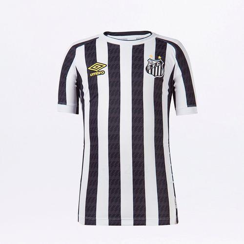 Camisa Junior Santos Of.2 2021