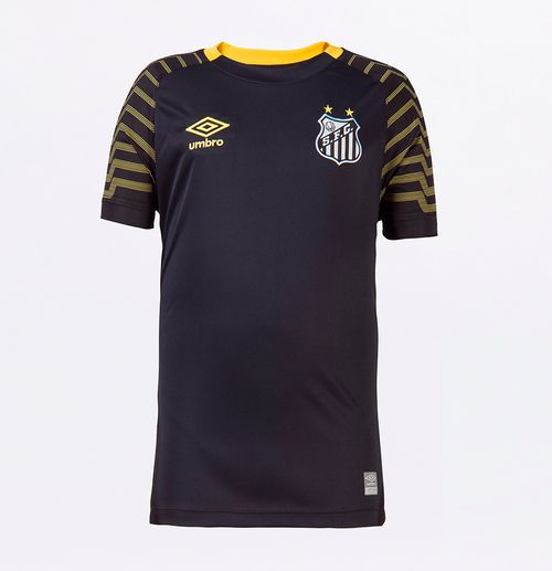 Camisa Mc Goleiro Junior Santos Of. 2021