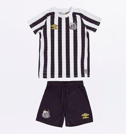 Kit Clube Infantil Santos Of.2 2021