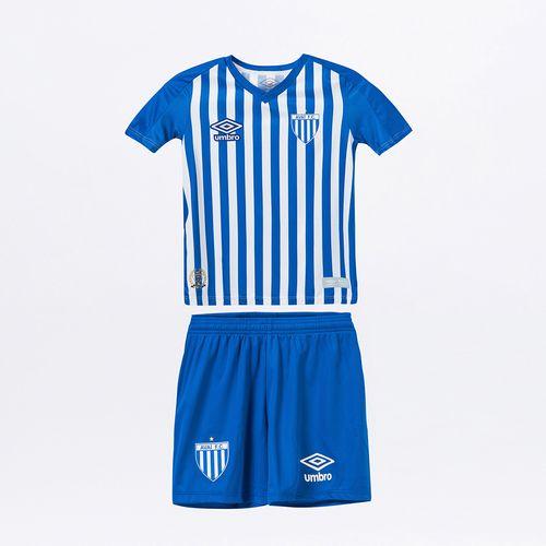 Kit Clube Infantil Avaí Of.1 2019