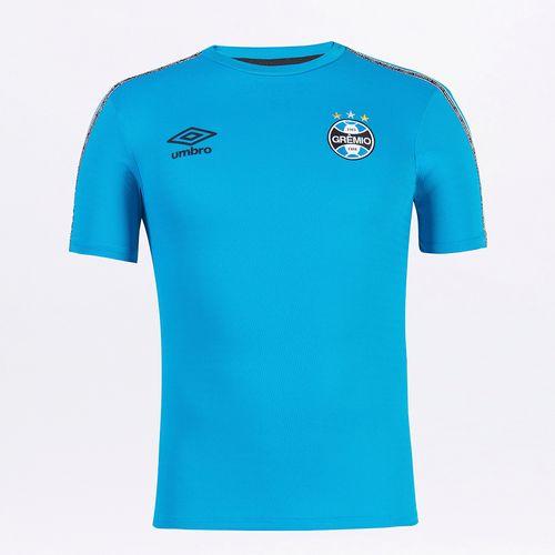 Camiseta Masculina Grêmio Concentração 2021