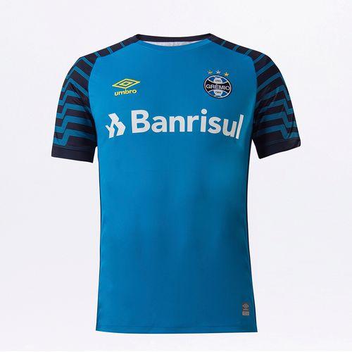 Camisa Mc Goleiro Masculina Grêmio Of. 2021