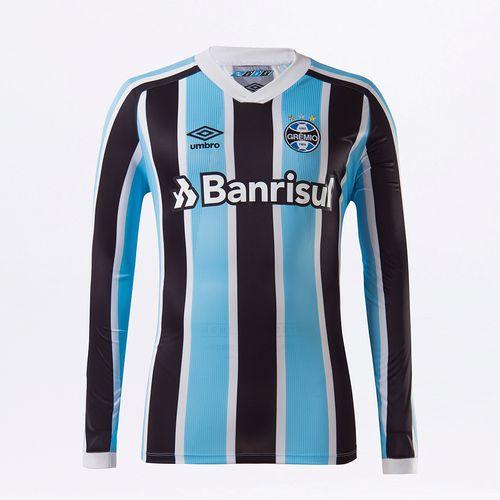 Camisa Ml Masculina Gremio Of.1 2021 (Classic) S/N