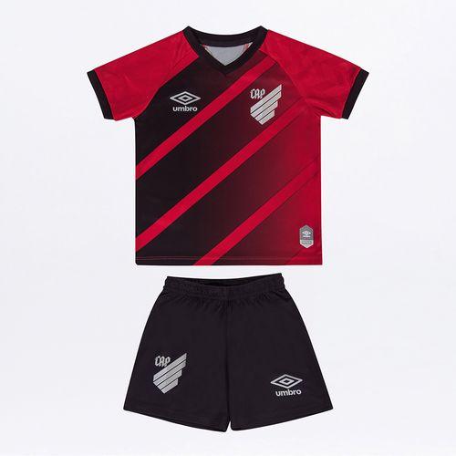 Kit Clube Infantil Umbro Cap Of.1 2020